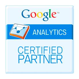 Google Partners · Certificado Analytics