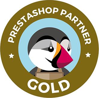 Prestashop partner GOLD - Agencia PrestaShop GOLD