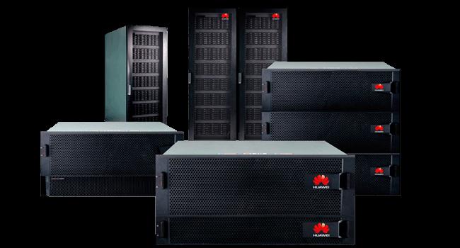 Dispositivos de Almacenamiento de datos Huawei