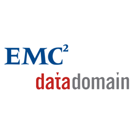 EMC data domain logo old