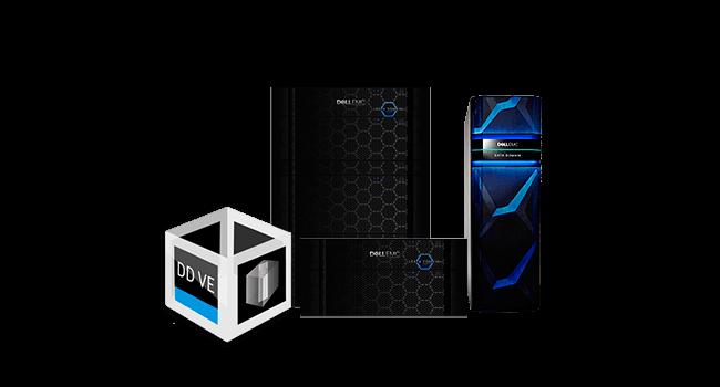 soluciones de proteccion de datos - DellEMC datadomain