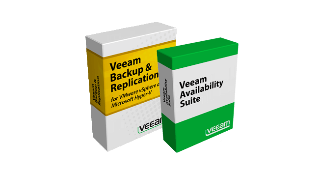 veeam boxes