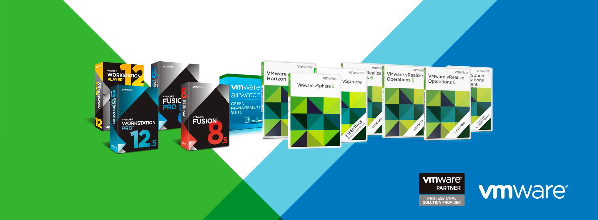 VMWARE · Soluciones de virtualización de escritorios, servidores, aplicaciones, ... para empresas - ENETIC professional partner en Valencia