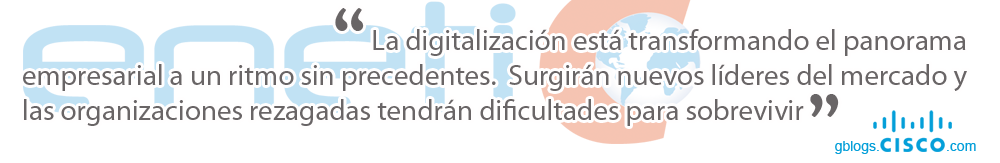 digitalización CISCO