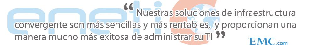 Soluciones de infraestructura convergente, más rentables, mas sencillas VXRAIL Dell EMC · ENETIC partner Dell en Valencia