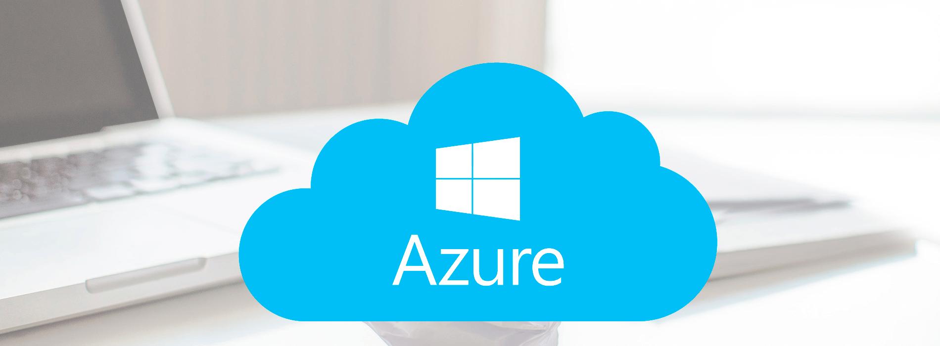 Microsoft AZURE - Suite cloud computing de Microsoft