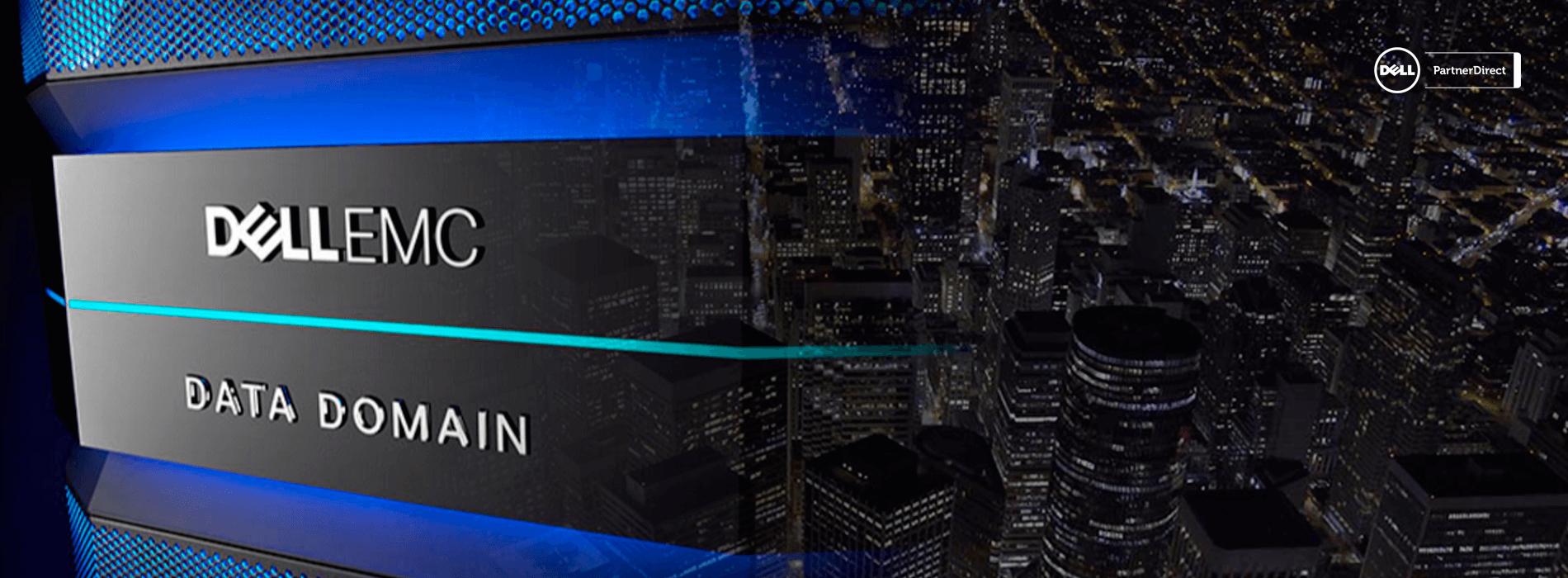 Data Domain - Protección de datos de Dell EMC