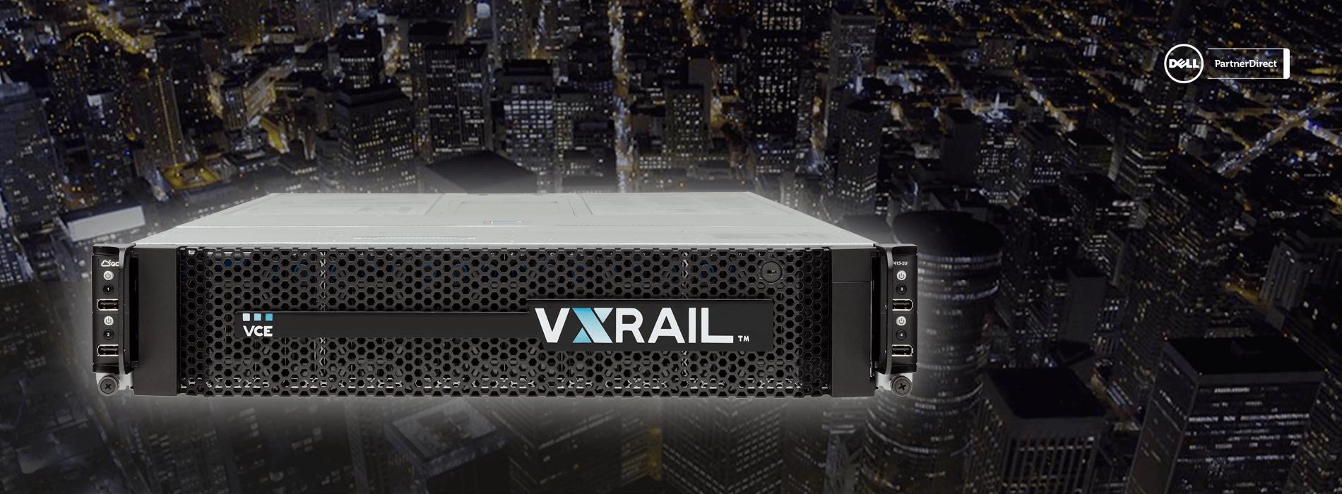 VCE VXRail · Soluciones de hiperconvergencia de Dell - ENETIC
