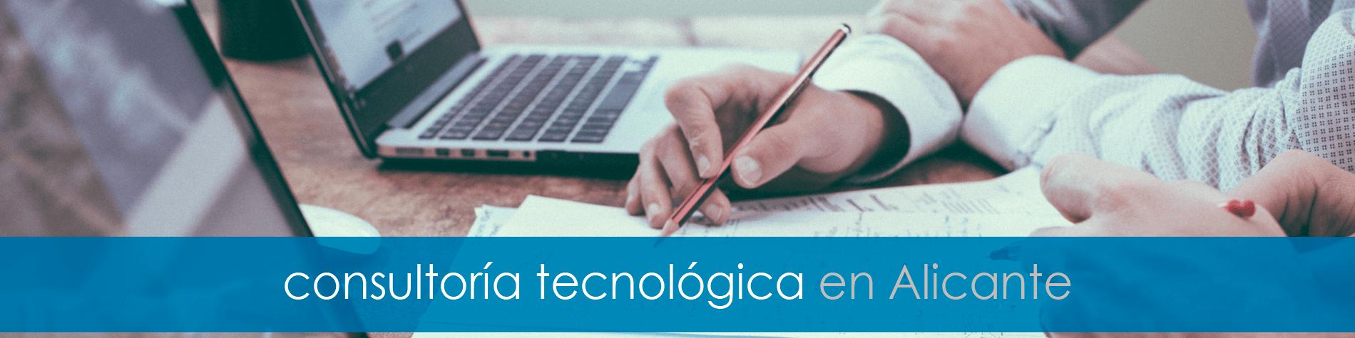Consultoría informática en Alicante