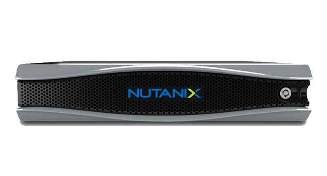 Equipos y soluciones NUTANIX