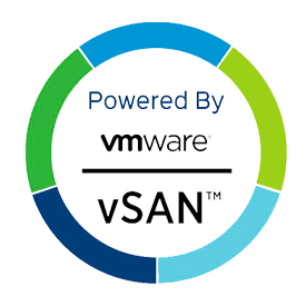 vSAN Powered by vmware