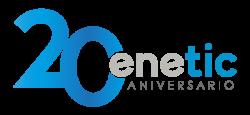 Enetic 20 aniversario Logo